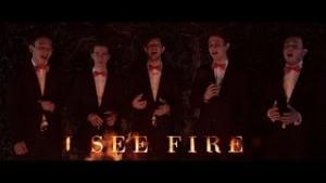 INVIVAS – I see fire (Acappella Cover)